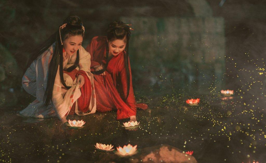 中国人美女