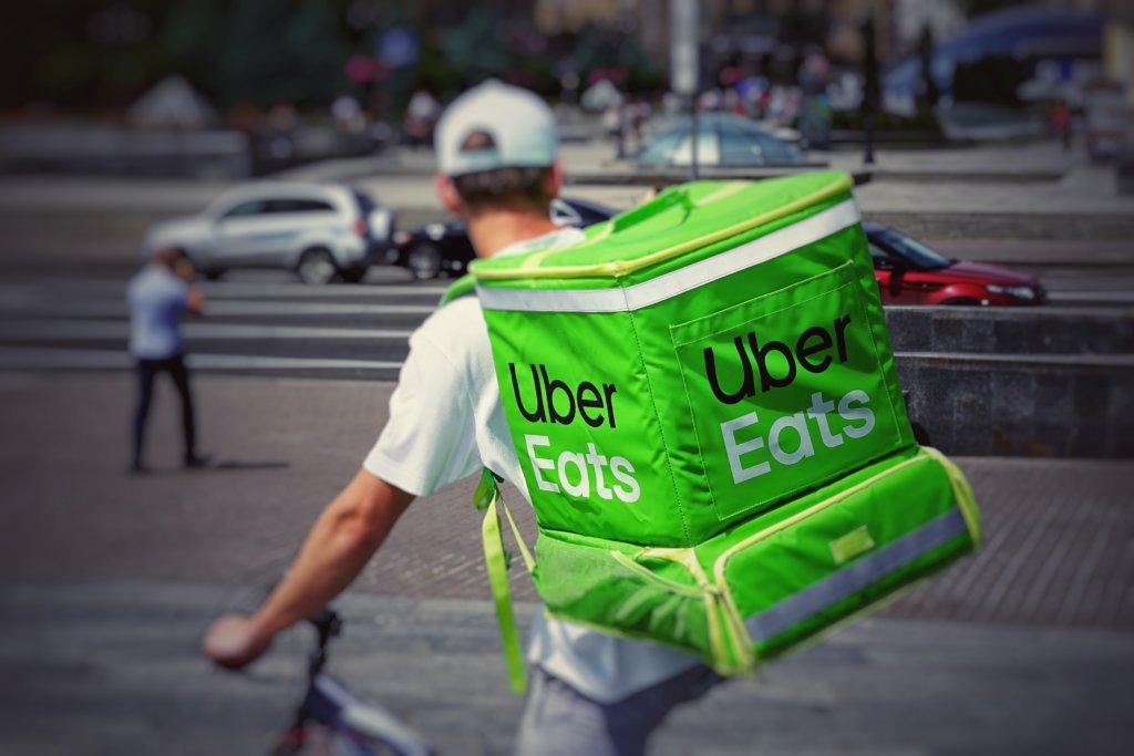 UberEatsのお兄さん